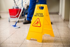 Custodial Services WSC - Waxing floors jobs