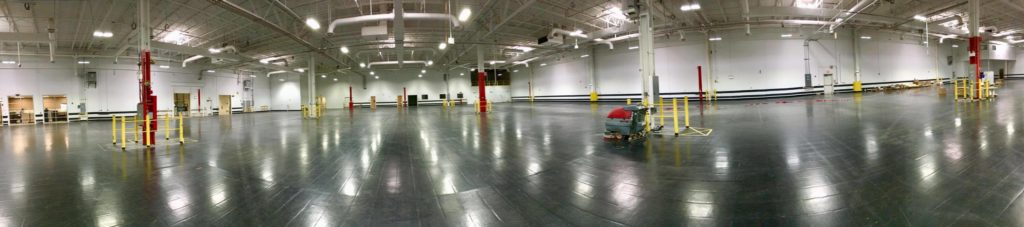 WSC's new facility