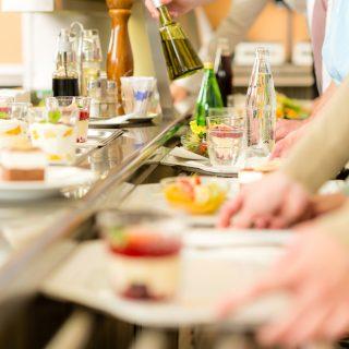 Industrial Food & Cafeteria